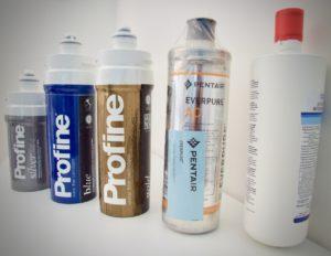 Vendita Filtri Ultra e Nano Filtrazione Acqua Potabile